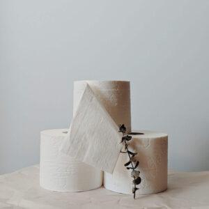 Toalet papir delux